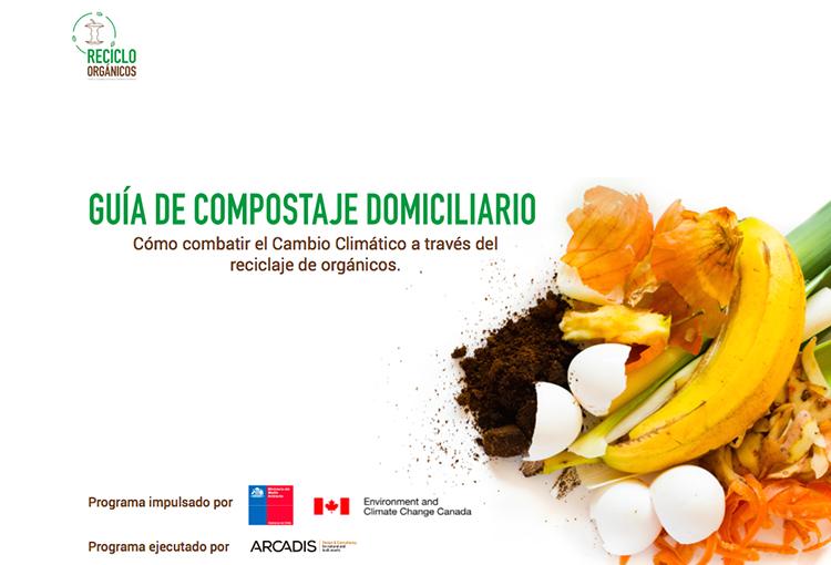 Lanzan guía para realizar compostaje de residuos orgánicos en el hogar