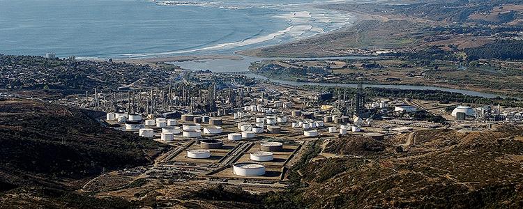 ENAP desiste en tramitación de termoeléctrica y priorizará reducir emisiones en Concón