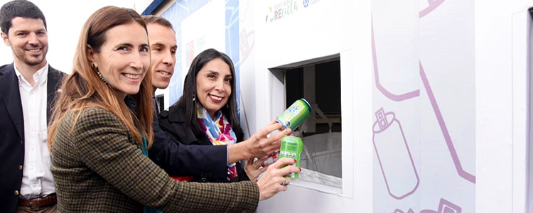 Fomento al reciclaje marca celebración del Día Mundial del Medio Ambiente en RM