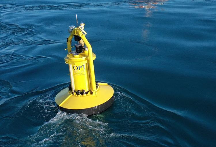 Centro tecnológico MERIC instala primer convertidor de energía marina a escala real en Chile