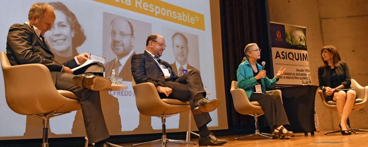 Empresarios debatirán sobre ética y sustentabilidad en foro de la industria química
