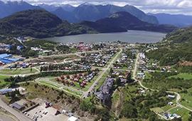 Desarrollan mapas de calor en cuatro localidades de la región de Aysén