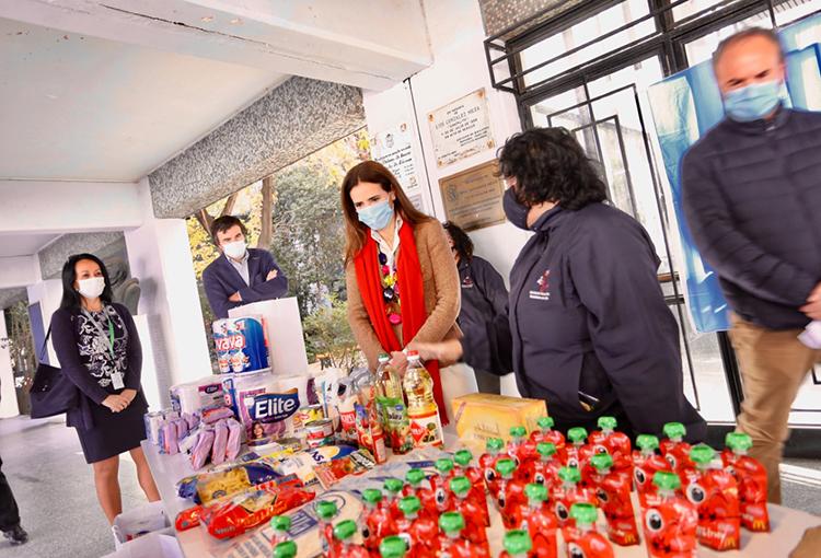 Realizan campaña solidaria en apoyo de recicladores afectados por Covid-19