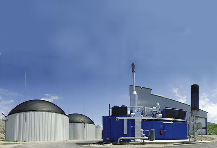 Biogás en Cascaritas