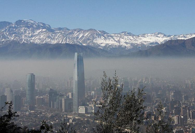 Lanzan periodo de gestión de episodios críticos de contaminación en la RM