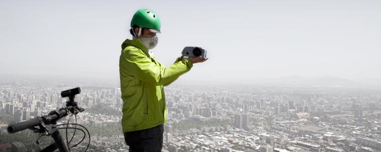 Encuesta revela que contaminación aérea es la principal preocupación ambiental en Chile