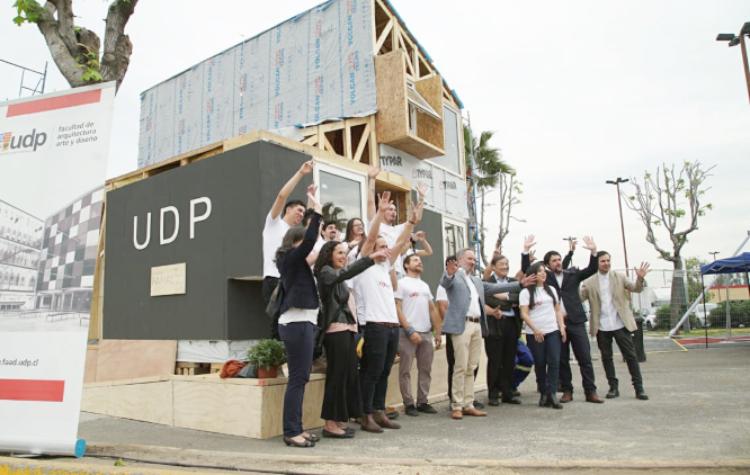 Expo Construye Solar exhibe prototipos de viviendas sustentables en Maipú
