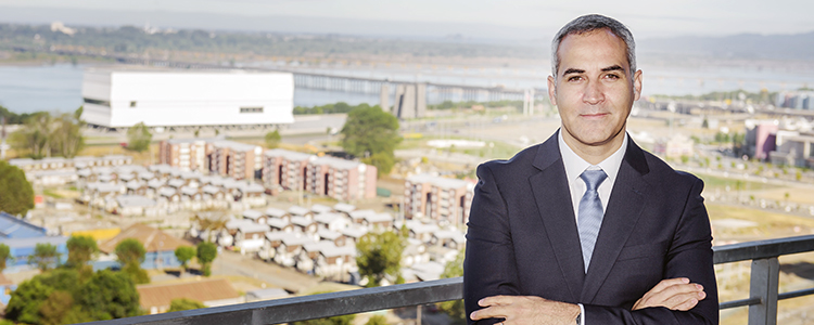 Asume nuevo Gerente General en Essbio
