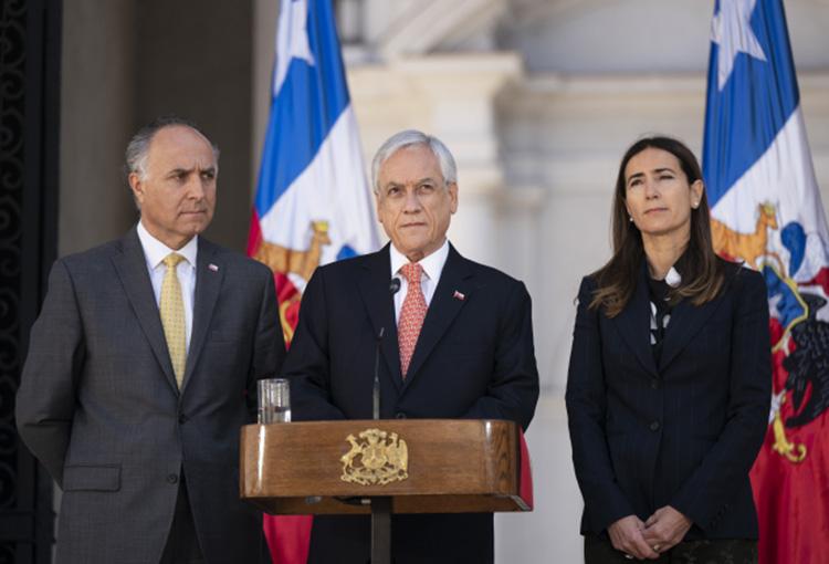 Piñera anuncia la suspensión de la APEC y la COP25 por crisis social del país