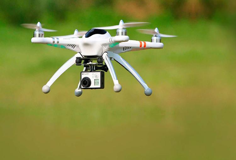 Los Drones Verdes