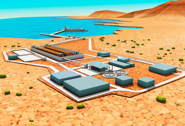 Titular de proyecto Dominga propone construir solo un puerto en la comuna de La Higuera