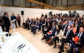 COP25 celebra Día de Transporte encabezado por Subsecretario Domínguez