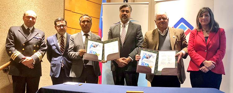 """Pesca industrial firmó APL para arrojar """"cero residuos"""" al mar"""
