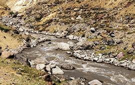 Mejora volumen de algunos caudales, pero se mantiene déficit hídrico y sequía