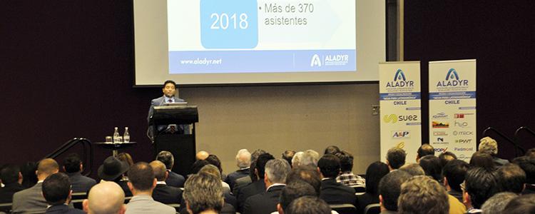 Congreso de desalación busca expandir uso de la tecnología para abastecimiento hídrico
