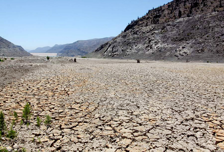 Aguas Andinas y Junta de Vigilancia piden declarar escasez hídrica en cuenca del Maipo