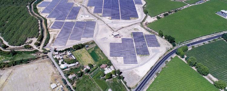 Building Energy inaugura parque fotovoltaico El Queule