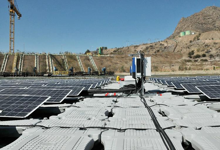 Hidrógeno verde arriba a la industria minera chilena mediante tres proyectos piloto