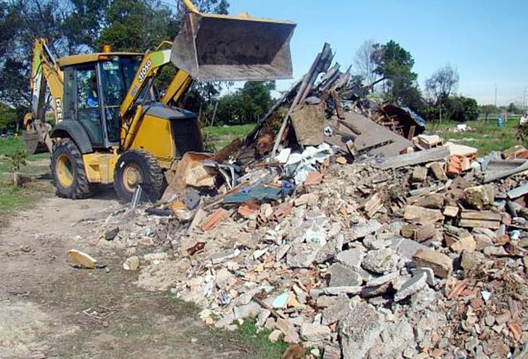 En consulta pública hoja de ruta para los residuos de la construcción