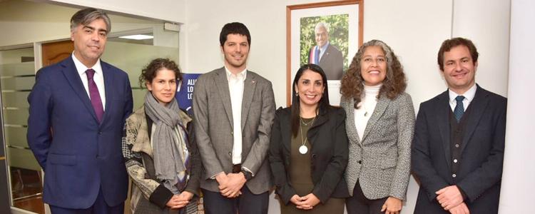 Universidades y Agencia de Sustentabilidad firman alianza contra el cambio climático