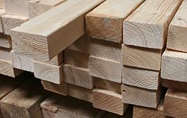 Desarrollarán antimancha para madera aserrada con desechos forestales