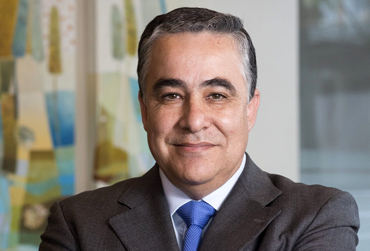 Claudio Muñoz asumió como Pdte. del Directorio de Aguas Andinas