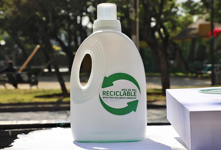 1.000 envases de productos de consumo masivo han recibido el sello #ElijoReciclar