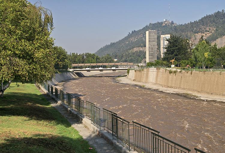 El Río Atmosférico