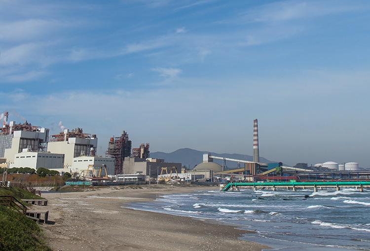 Plan de descontaminación reduce fuertemente SO2 en Quintero-Puchuncaví