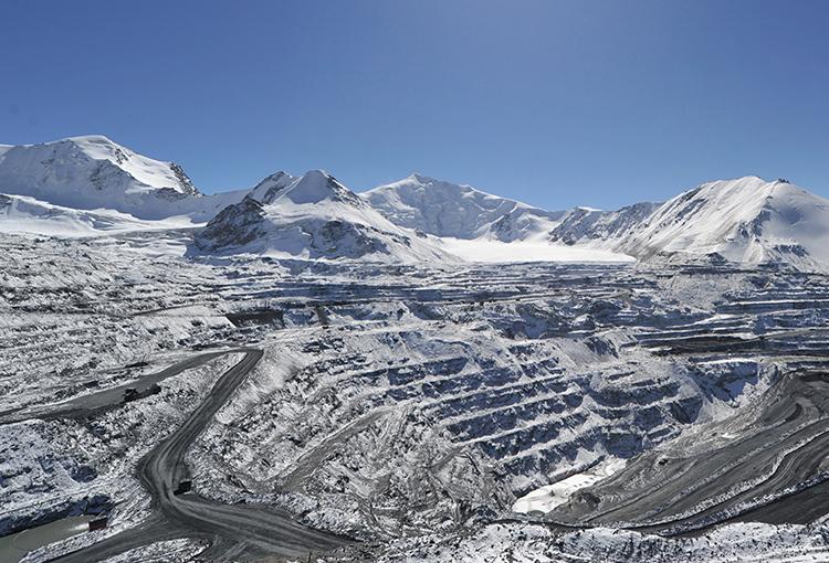 La Minería y los Glaciares