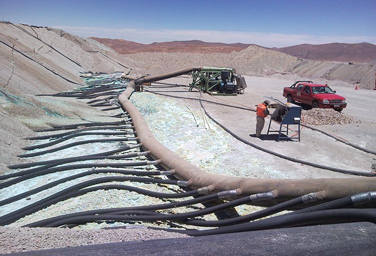 Servidas para la Minería