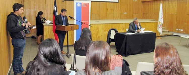Autoridades del Maule encabezan tercera reunión del Comité Regional de Cambio Climático