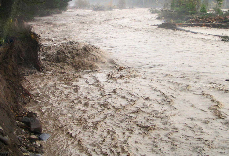 Mejora condición en río Maipo y no habrá cortes de agua en mayor parte de la RM