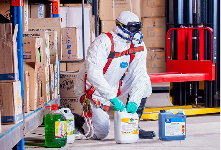 Desde hoy Chile cuenta con un sistema de clasificación y etiquetado de productos químicos